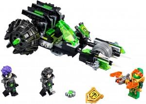 Конструктор  LEGO Nexo Knights Двійникатор