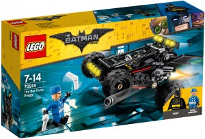 Конструктор  LEGO Batman Пустельний бетбаггі