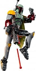 Конструктор LEGO Star Wars Боба Фет