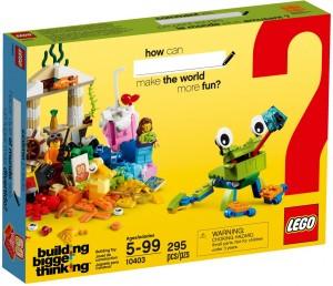 Конструктор LEGO Brand Campaign Products Світ розваг