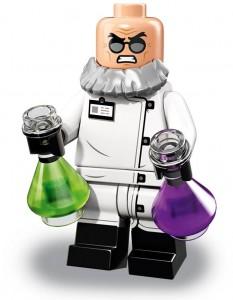 Конструктор LEGO Minifigures Професор Хьюго Стрейндж