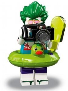 Конструктор LEGO Minifigures Джокер у тропіках