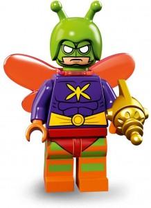 Конструктор LEGO Minifigures Моль-вбивця