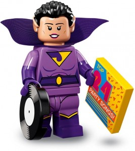 Конструктор LEGO Minifigures Чудо-близнюки (Джейна)