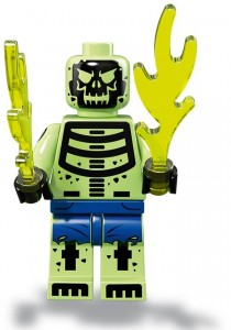 Конструктор LEGO Minifigures Лікар Фосфор