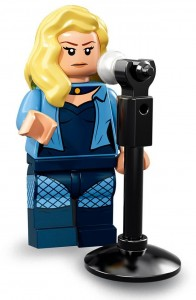 Конструктор LEGO Minifigures Чорна Канарейка