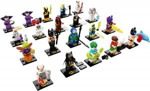 Конструктор LEGO Minifigures - The LEGO Batman Movie Series 2