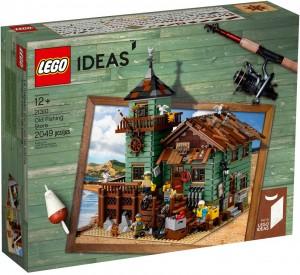 Конструктор LEGO Ideas Стара рибальська крамниця
