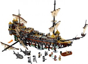 Конструктор LEGO Pirates of the Caribbean Мовчазна Мері