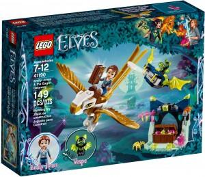 Конструктор LEGO Elves Емілі Джонс і втеча на орлі