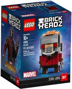 Конструктор LEGO Brickheadz Зоряний Лорд