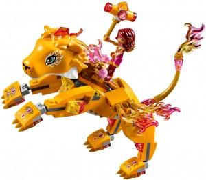 Конструктор LEGO Elves Азарі та взяття в полон вогняного лева