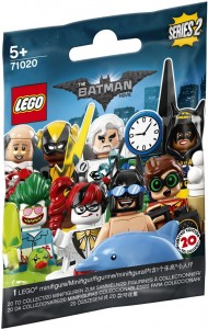Конструктор LEGO Minifigures Бетмен-Русалка
