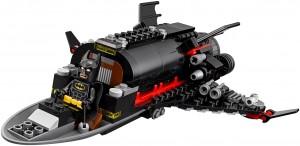 Конструктор  LEGO Batman Космічний бетшатл