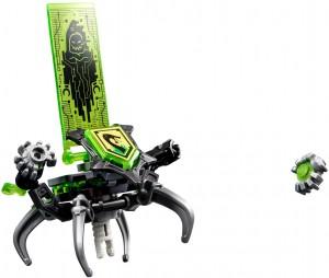 Конструктор  LEGO Nexo Knights Бій техномагів
