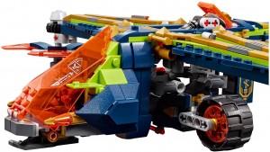 Конструктор  LEGO Nexo Knights Лук-Х Аарона