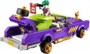Конструктор LEGO Batman Movie Лиховісне авто Джокера