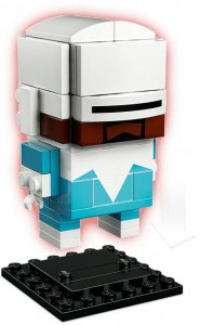 Конструктор LEGO Brickheadz Містер неймовірний і Фрозон
