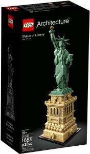 Конструктор LEGO Architecture Статуя Свободи