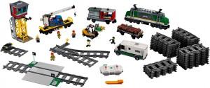 Конструктор LEGO City Вантажний потяг