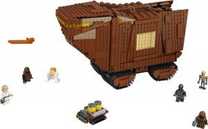 Конструктор LEGO Star Wars Піщаний всюдохід