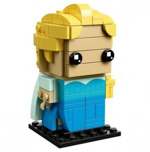 Конструктор LEGO Brickheadz Ельза