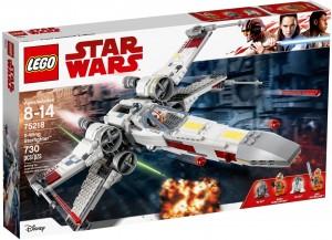 Конструктор LEGO Star Wars Винищувач X-Wing