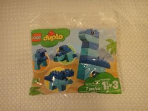 Конструктор LEGO DUPLO  Мій перший динозавр
