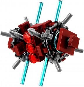 Конструктор LEGO Super Heroes Бетмен і страж Фантомної зони