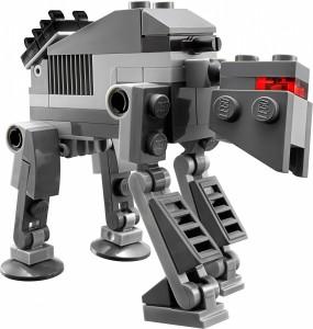 Конструктор LEGO Star Wars Важкий штурмовий крокохід Першого ордену