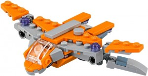 Конструктор LEGO Super Heroes Вартовий зореліт