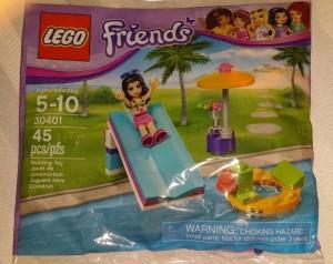 Конструктор LEGO Friends Водна гірка