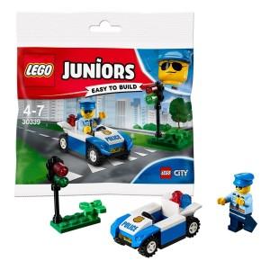 Конструктор LEGO City Дорожний патруль