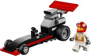 Конструктор LEGO City Драгстер