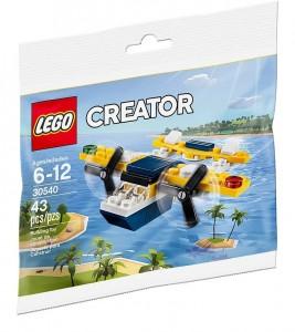 Конструктор LEGO Creator Жовтий гідроплан