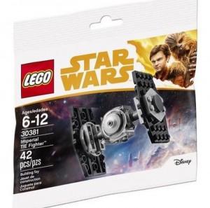 Конструктор LEGO Star Wars Імперський винищувач TiAйI