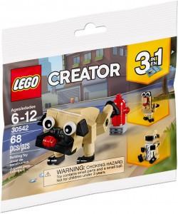 Конструктор LEGO Creator Милий мопс