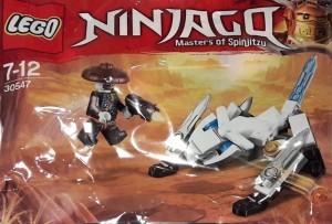 Конструктор LEGO Ninjago Мисливець на драконів