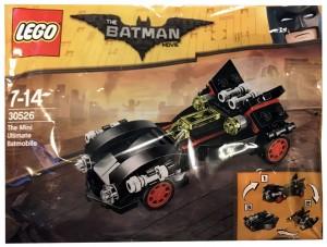 Конструктор LEGO Batman Movie Неймовірний міні-бетмобіль