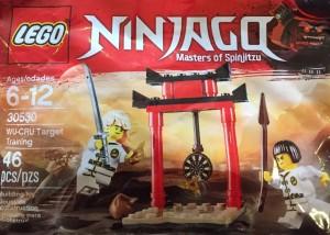 Конструктор LEGO Ninjago Прицільне тренування ВУ-КРУ