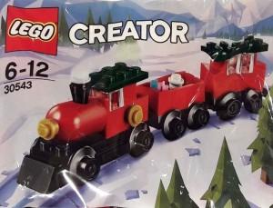 Конструктор LEGO Creator Святковий поїзд