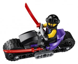 Конструктор LEGO Ninjago Сини Гармадона