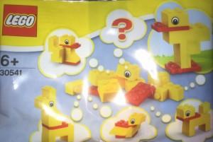 Конструктор LEGO Classic Склади свою тварину
