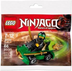 Конструктор LEGO Ninjago Турбо