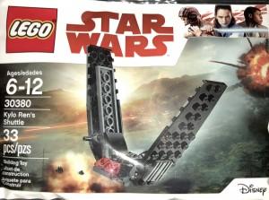Конструктор LEGO Star Wars Шатл Кайло Рена
