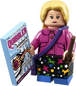 Конструктор LEGO Minifigures Луна Лавґуд