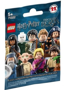 Конструктор LEGO Minifigures Аластор Грюм