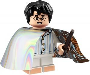 Конструктор LEGO Minifigures Гаррі Поттер (Мантія-невидимка)