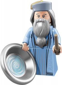 Конструктор LEGO Minifigures Професор Альбус Дамблдор