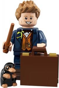 Конструктор LEGO Minifigures Ньют Саламандер